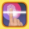 Lie Detector fingerprint simulator. Real prank iphone and android app