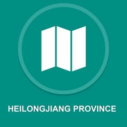 Heilongjiang Province : Offline GPS Navigation