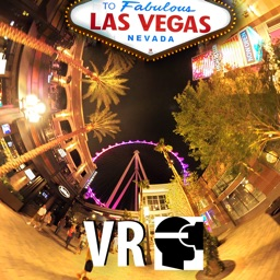 VR Las Vegas Big Wheel Ride Virtual Reality 360