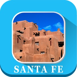 Santa Fe New Mexico USA  Offline Maps Navigator