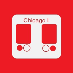 Chicago L Stickers: CTA v1995
