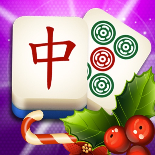 Christmas Mahjong 3D - Classic Winter Puzzle Game