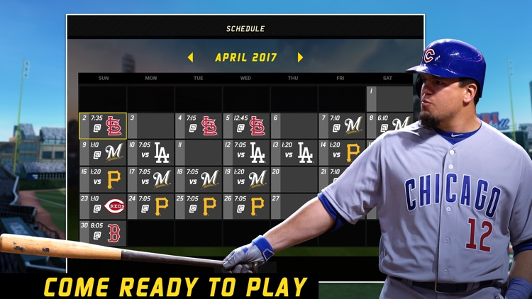 R.B.I. Baseball 17 screenshot-0