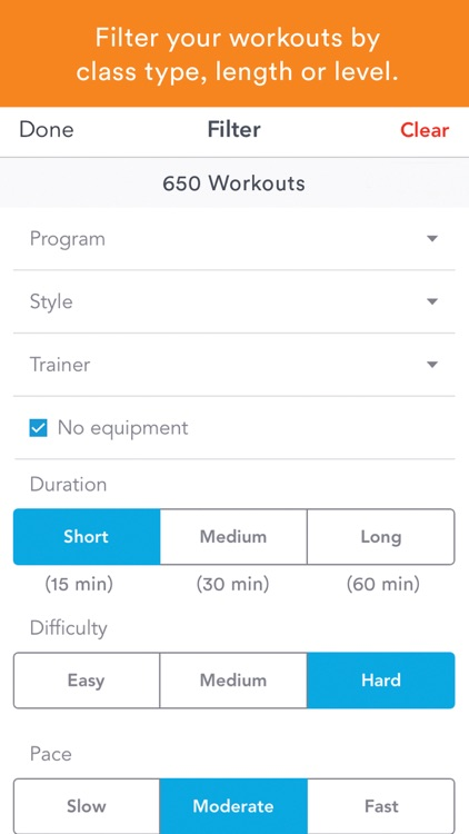 Daily Burn - Video Workouts