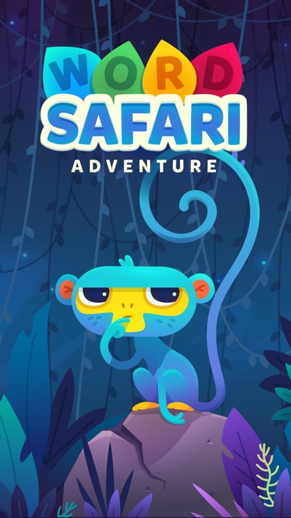 Word Safari Adventure