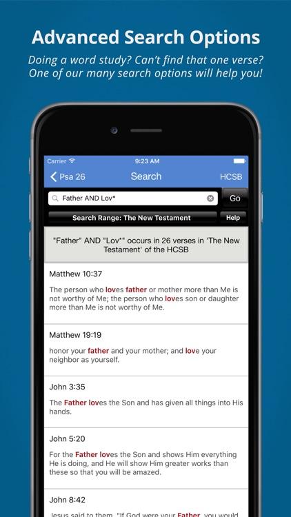 Blue Letter Bible screenshot-4