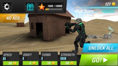 Evil Force: Soldiers vs Monsters app image