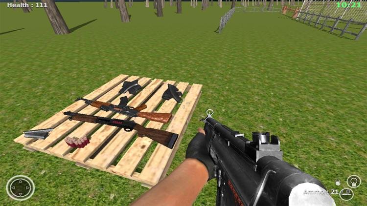 Commando Behind EnemyLines Sniper Combat Blackouts