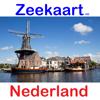 Nederland HD - Zeekaart