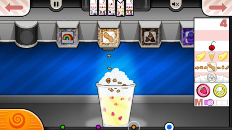 Papa's Freezeria To Go! screenshot-2