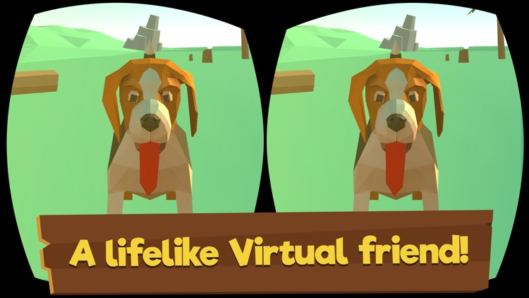 VR Dogs Free - Dog Simulation Game