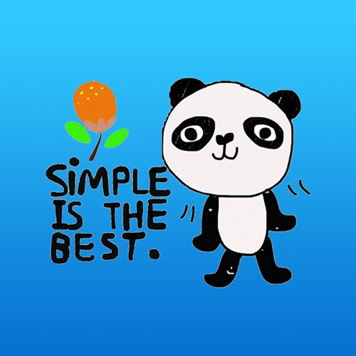 Arlo The Funniest Little Panda Stickers