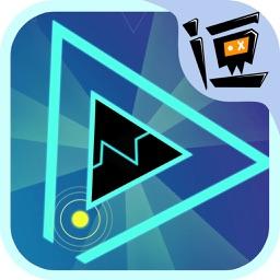 超级三角形-节奏音乐小游戏