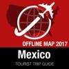 墨西哥 旅游指南+离线地图