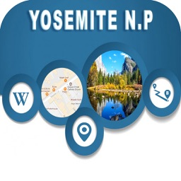 Yosemite National Park USA Offline Maps Navigation