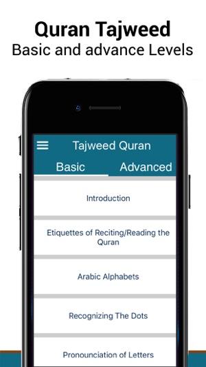 Tajweed Quran - Tarteel and Recitation Rules on the App Store