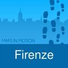 Florenz Zu Fuß : Offline Stadtplan icon
