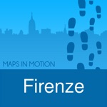 Florence on Foot : Maps in Motion
