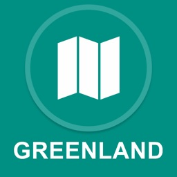 Greenland : Offline GPS Navigation