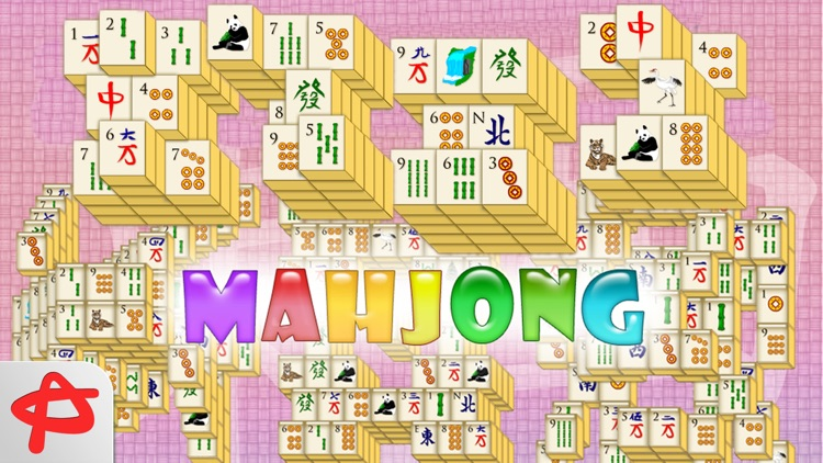 Mahjong: Hidden Symbol screenshot-0
