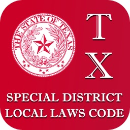 Texas Special District Local Laws Code