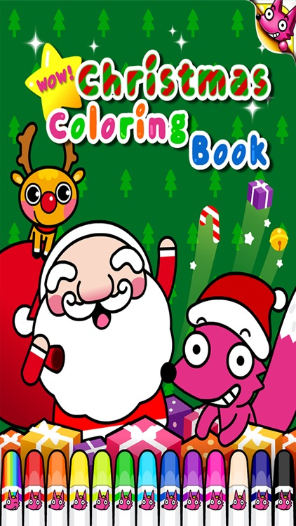 Best Kids Christmas Coloring Book
