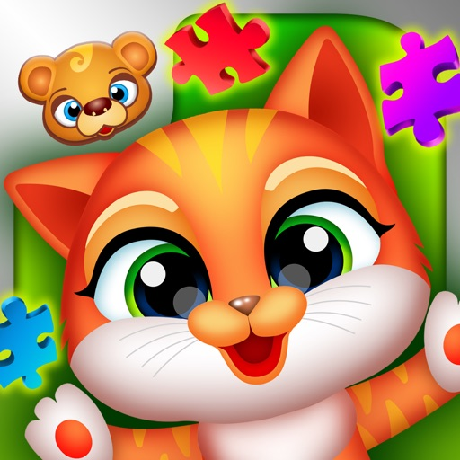 123 Kids Fun PUZZLE - Educational Preschool Games
