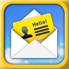 e-mail名刺作成 - Mail Foo...