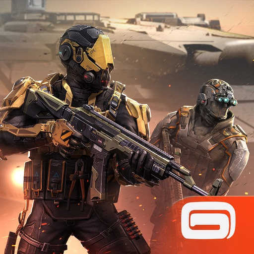 Modern Combat 5 : The Multiplayer eSports Shooter