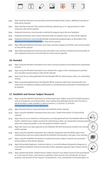 ezPDF Reader: PDF Reader, Annotator & Form Filler screenshot three