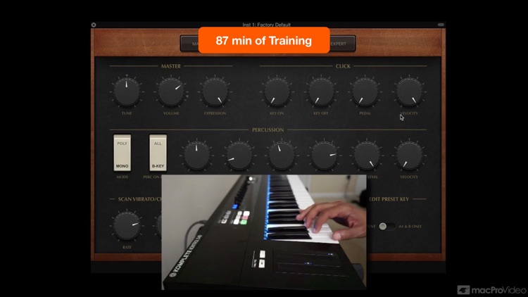 FastTrack™ For Logic Vintage B3 Organ screenshot-4