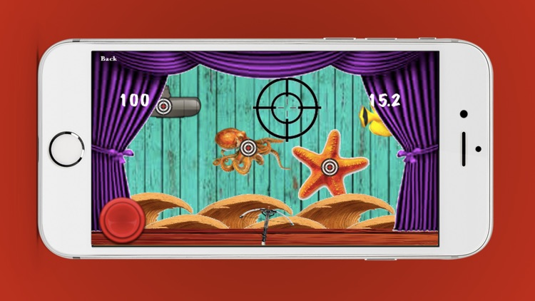 Shooting Gallery: Undersea Shooter