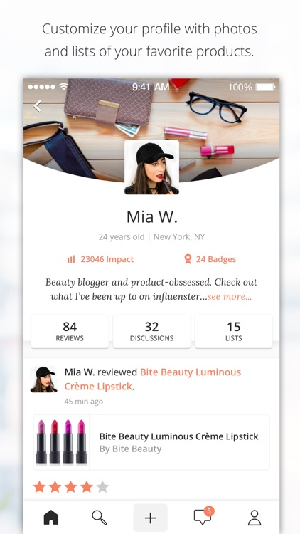 Influenster -  Product Reviews, Discovery, & Deals screenshot-3