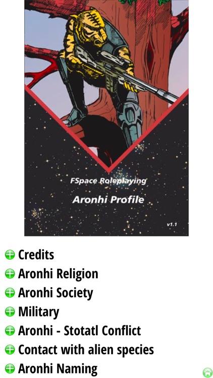 FSpaceRPG Aronhi alien profile