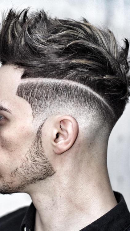 Mens Hair Styles - Hair Styles For Mens by Malik M. Nasir Awan