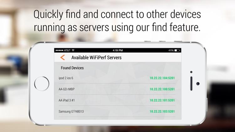 WiFiPerf screenshot-4