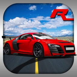 3D Super Car Traffic Rush - High Speed Highway Racing : FREE GAME
