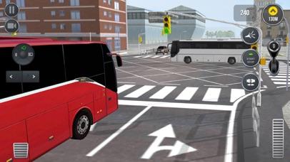 Coach Bus Simulator 2017 * screenshot 5