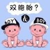 双胞胎测试 - 我们有相似之处吗?我们有夫妻相吗?我们的宝宝长得像谁,爸爸还是妈妈?