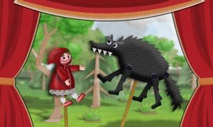 Theatre Tales - Interactive Puppets Story For Kids