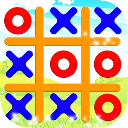 OX Chess 2 Player: Tic Tac Toe