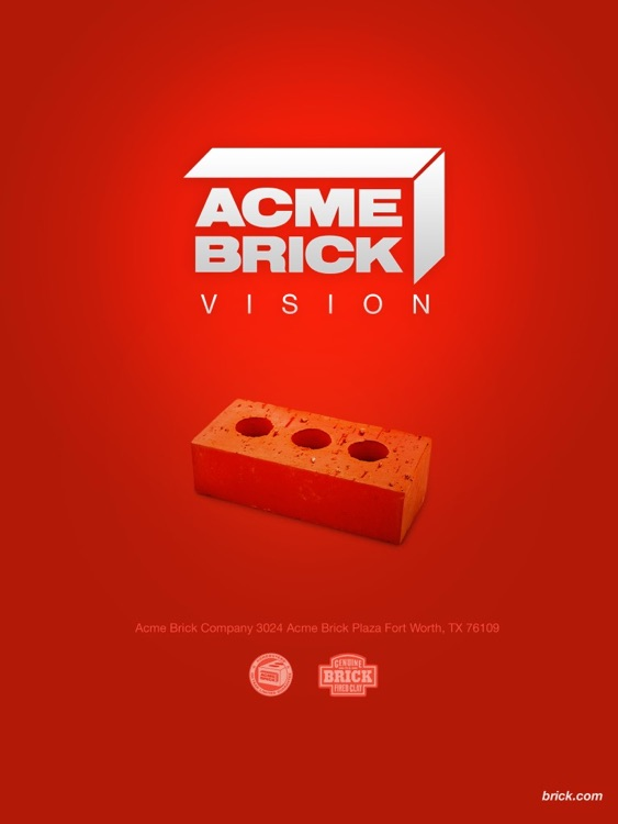 Acme Brick Vision screenshot-0