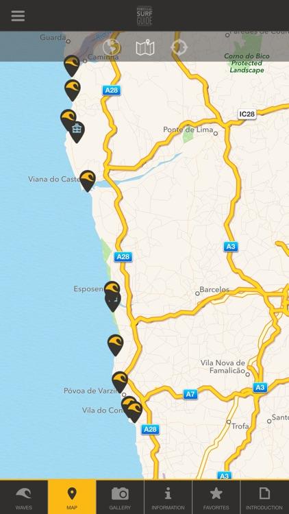 Portugal Surf Guide screenshot-4