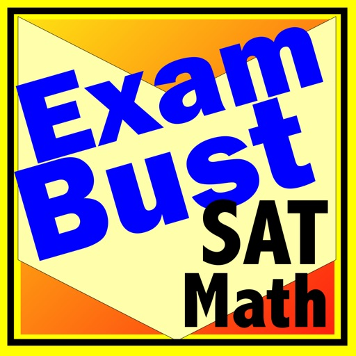 SAT Prep Math Flashcards Exambusters