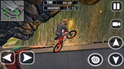 マウンテンバイクシミュレータ フリースタイル BMX ゲームのおすすめ画像3
