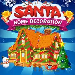 Santa Home Decoration