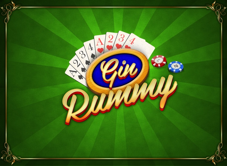 Gin Rummy HD Free! screenshot-0