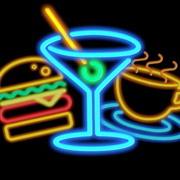 Neon Stickers - Animated Sign Pack