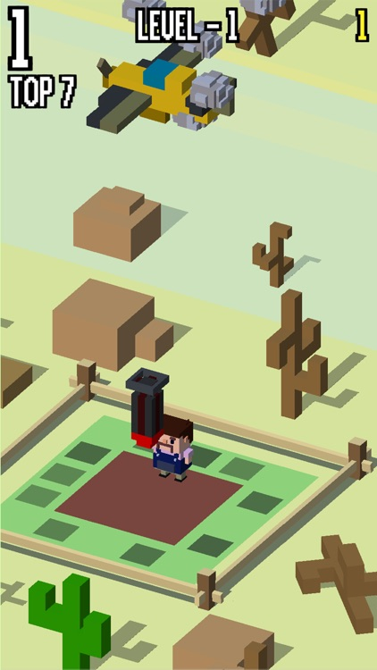 Falling Danger! screenshot-3