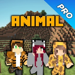 Animal Skins Pro - New Skins for Minecraft Edition